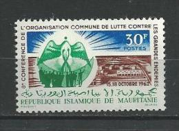 """Mauritanie YT 160 """" Conférence """" 1962 Neuf** - Mauritanie (1960-...)"""