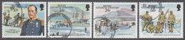 BRITISH ANTARCTIC TERRITORY  Michel  140/43 Very Fine Used - Territoire Antarctique Britannique  (BAT)