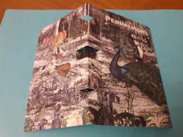 Penhaligon's Echantillon Sur Carte   *Clandestine Clara*  2 Photos - Cartes Parfumées