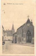 Florennes NA14: Rue Et Chapelle Saint-Roch 1929 - Florennes