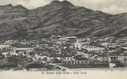 Cape Verde. S. Vicente Cabo Verde - Vista Geral.  S-3430 - Cape Verde