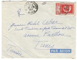 10773 - Pour La TUNISIE - Algeria (1924-1962)