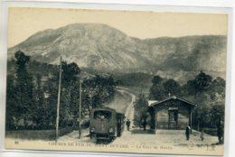 73 MOUXY Train Gare Des Voyageurs Arret Du Chemin De Fer Du Mont Revard      /D05-2017 - Altri Comuni
