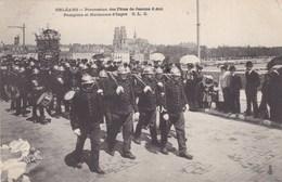 Loiret - Procession Des Fêtes De Jeanne-d'Arc - Pompiers Et Harmonie D'Ingré - Orleans