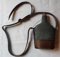 GOURDE MILITAIRE 14-18 (en L'état) - Ausrüstung