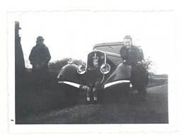 Photo Automobile  Peugeot - Automobiles