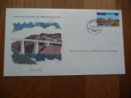(S) Malawi FDC 17-02-1979 TRAIN, - Malawi (1964-...)