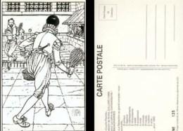 JUILLARD : Carte Postale COURTE PAUME NB (numerotée) - Juillard