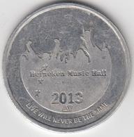 Heineken Music Hall Munt Jaar 2013      (4764) - Moneda Carro