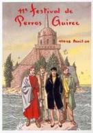 JUILLARD : Carte Postale SALON PERROS - Juillard