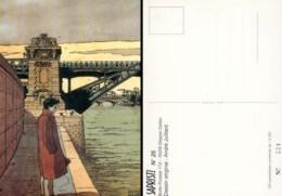 JUILLARD : Carte Postale SAPRISTI (numerotée) - Juillard
