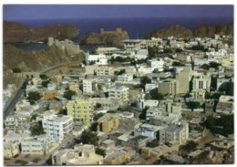Sultanate Of Oman - View Of Muscat - Oman