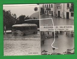 Valstagna Brenta Alluvione 1965  Floods Inondations - Vicenza