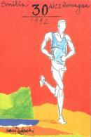 [MD2415] CPM - NANI TEDESCHI - 30° ANNIVERSARIO DELL' AICS EMILIA ROMAGNA - Non Viaggiata - Illustratori & Fotografie