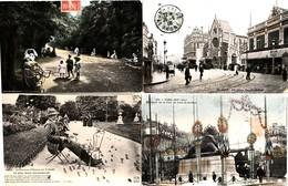 Bon Lot De 1000 Cartes De France . CPA Et CPSM - Cartes Postales
