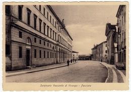 SEMINARIO VESCOVILE DI VICENZA - FACCIATA - Vedi Retro - Vicenza