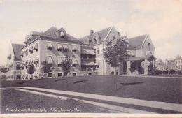 Alte  AK   ALLENTOWN / Pennsylvania / USA   - Hospital -  Ca. 1920 - Other