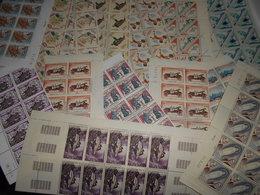 Collection , Monaco 160 Timbres Neuf , La Plupart Avec Coins Dates - Verzamelingen (zonder Album)