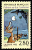 France N° 2961 ** Fable Jean De La Fontaine - Le Loup Et L'agneau - Unused Stamps