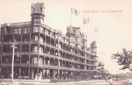 Alte  AK   OLD  ORCHARD / Maine / USA   - Hotel Velvet -  Ca. 1920 - United States