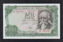 EDIFIL 474d.   1000 PTAS 17 DE SEPTIEMBRE DE 1971   SERIE 9 C. - [ 3] 1936-1975: Franco
