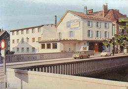 °°°  25 PONTARLIER  HOTEL RESTAURANT LA TERRASSE  °°°  ///  REF DEC.18 /  N° 7659 - Pontarlier