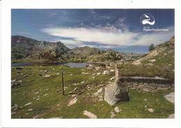 ANDORRA. Vall Del Madriu-Perafita-Claror. Patrimoine Mondial Unesco. (Etang De La Bova) - UNESCO