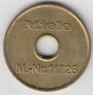 Miele Wasmachinemunt      (4768) - Nederland