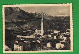 Caltrano Vicenza Panorama Cpa 1952 - Vicenza