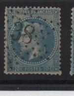 Etoile 38 Sur Yvert  29 - Marcophilie (Timbres Détachés)