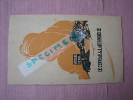 """Ducellier Superbe Catalogue Phares Et Indicateur De Vitesse """" Le Cerveau De L'auto."""" - Voitures"""
