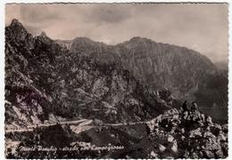 MONTE PASUBIO - STRADA PER CAMPOGROSSO - VICENZA - Timbro MOTORADUNO DEL PASUBIO - Vedi Retro - Vicenza