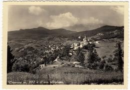 TONEZZA E IL SUO ALTIPIANO - TONEZZA DEL CIMONE - VICENZA - 1952 - Vedi Retro - Vicenza