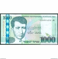 TWN - ARMENIA 55a - 1000 1.000 Dram 2011 UNC - Arménie