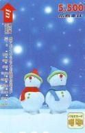 BONHOMMES DE NEIGE (100) SNOWMEN -Snowman - Sneeuwman - BD