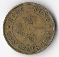 Hong Kong 1950 10c [C826/2D] - Hong Kong