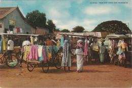 POSTCARD AFRICA - ANGOLA - LUANDA - MERCADO TÍPICO DOS MUSSEQUES - Angola