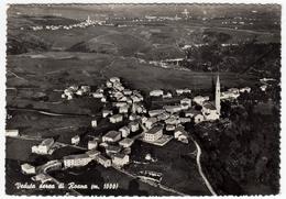 VEDUTA AEREA DI ROANA - VICENZA - 1953 - Vedi Retro - Vicenza
