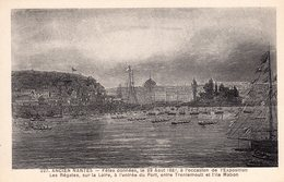 227 Ancien Nantes - Fêtes Données, Le 29 Aout 1861 .... - Nantes