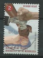 België OBP Nr: 3783 Gestempeld / Oblitéré - Belgique