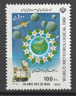 IRAN - N°2235 ** (1992) ESPACE - Space