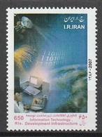 IRAN - N°2791 ** (2007) ESPACE - Space