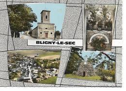 Cote D'Or - 21 - Bligny Le SecN° Lu 4 - Altri Comuni