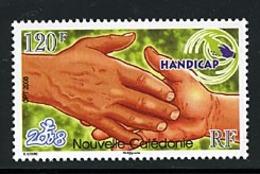 Nouvelle Caledonie 1056 Handicap, Neuf** Sans Charniere, Scott 1058 Mint NH - New Caledonia