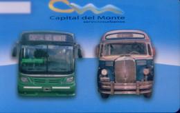 Argentina Transport Cards, (1pcs) - Argentina