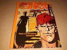 Alter Alter N 7 Del 1982 Hugo Pratt - Libri, Riviste, Fumetti