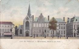 St Niklaas, St Nikolaas, Hoofdkerk, Museum En Post (pk51892) - Sint-Niklaas