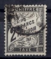 France Timbre Taxe YT N° 23 Oblitéré. Premier Choix. A Saisir! - Taxes