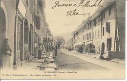 LA CHAMBRE- Grand'Rue 1904 (beau Timbrage) - Autres Communes