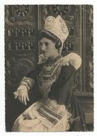 BRETAGNE Madame Emile Cueff - Personnages